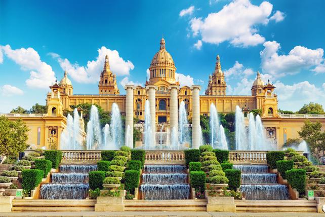 Museum am spanischen Platz