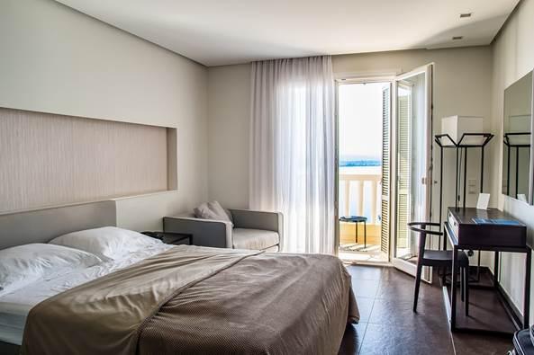 Reisen, Hotelzimmer, Hotel, Zimmer, Bett, Innenraum