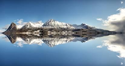 Norwegen, Fjord, Natur, Wasser, Aussicht, Landschaft
